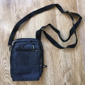 Easy-Access Cross-Body Bag- Great for Travel